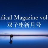 保護中: Radical Magazine vol.30 双子座新月号